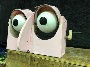 automaton eye roll