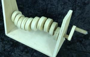 caterpillar automaton