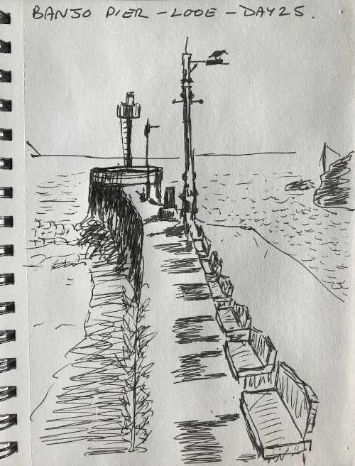 Looe Banjo Pier
