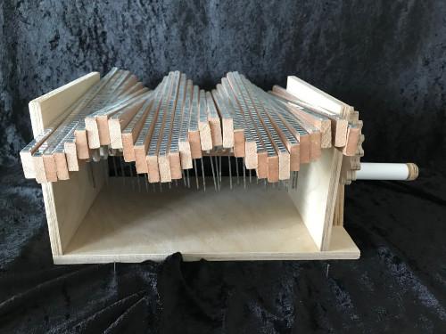 automaton wave motion